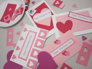 Make & Take Valentines! @ Rose Hill Public Library | Rose Hill | Kansas