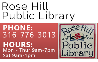 rose hill public library hours information read check out books games movies dvds best fiction novels libraries librarians rh ks kansas