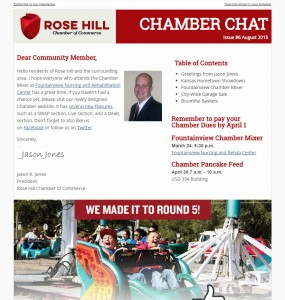 Chamber Chat Issue 13