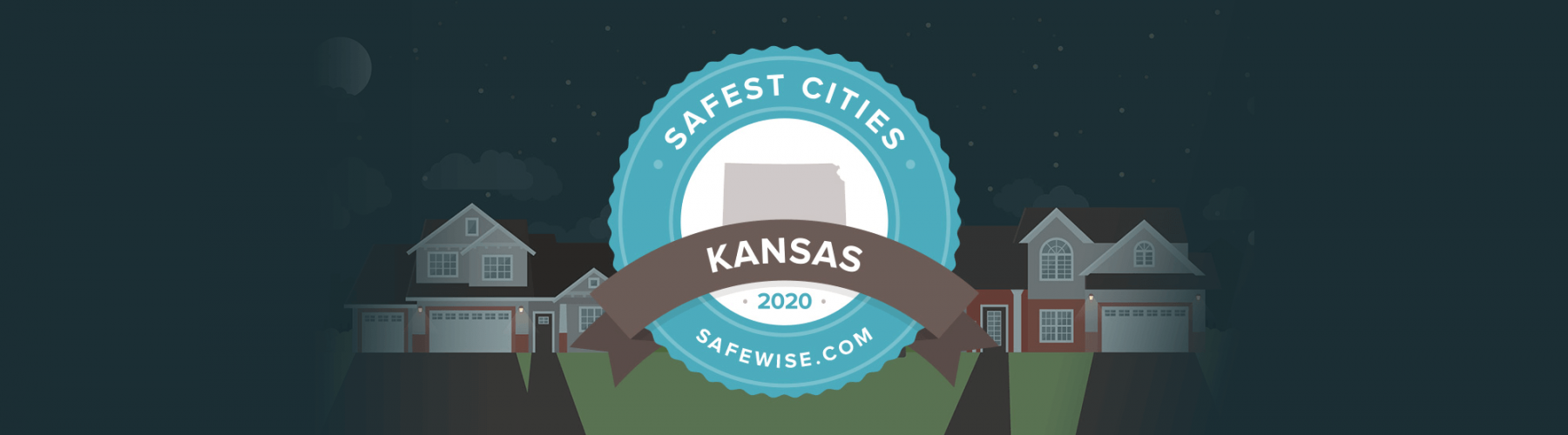 Safest Cities in Kansas 2020