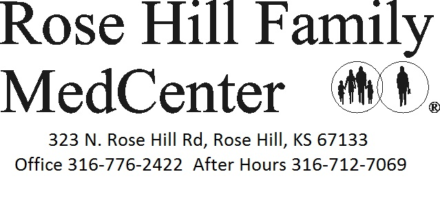 About Rose Hill Family Medical Center Rose Hill Kansas