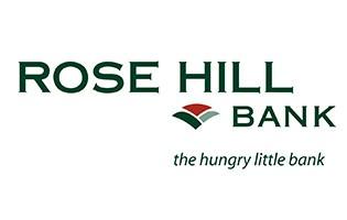 Rose Hill Bank banking savings checking accounts deposits loans safe deposit boxes ks kansas