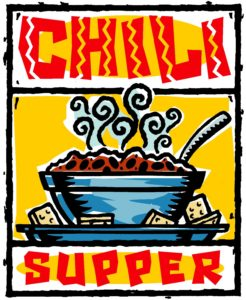 3rd Annual Chili Supper Fundraiser @ Rose Hill Senior Center | Rose Hill | Kansas