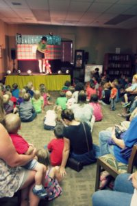 Clement McCrae Puppet Show @ Rose Hill Public Library | Rose Hill | Kansas