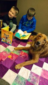 Reading with Rover @ Rose Hill Public Library | Rose Hill | Kansas